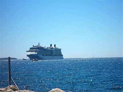 Celebrity Solstice Cannes