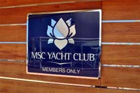 Msc Yacth Club