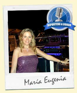 reportera a bordo, experiencia en crucero reportera maria eugenia - Diario de a bordo: Estambul (II)