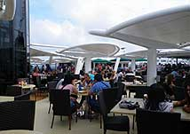 Restaurantes Norwegian Epic