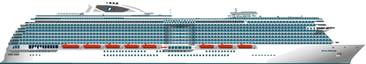 flota Princess Cruises, Valoracion Regal Princess