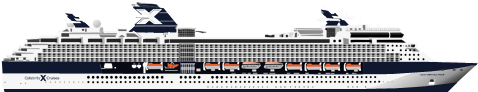 flota Celebrity Cruises, Celebrity Summit
