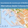 Excursion por libre desde Civitavecchia