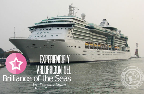 valoracion Brilliance of the seas