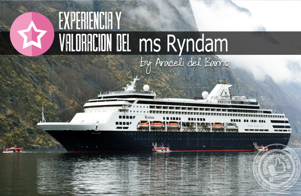 valoracion ryndam Opinion ms Ryndam by Araceli - CruceroAdicto.com