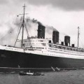 El legendario Queen Mary de la naviera Cunard