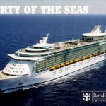 Postal oficial del Liberty of the Seas
