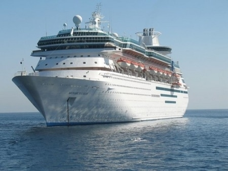 El Monarch of the Seas de Pullmantur estará todo el año en el Caribe