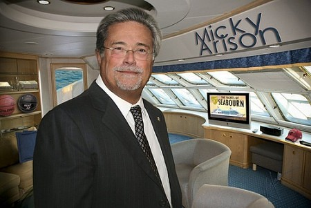 Micky Arison, CEO de Carnival Corporation Nace Micky Arison, actual CEO de Carnival Corporation (29 junio 1949) - CruceroAdicto.com