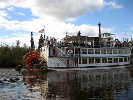 Excursiones desde Fairbanks CruiseTour y Crucero Alaska, Fairbanks I - CruceroAdicto.com
