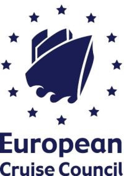 Logo de la asociación European Cruise Council (ECC)