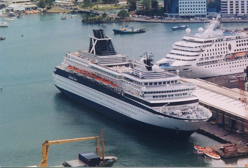 Celebrity cruises zenith