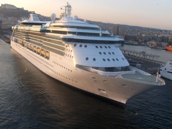 ¿Reformará Navantia el Brilliance of the Seas?