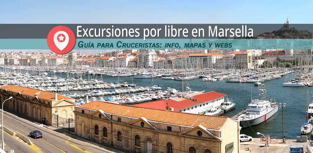 Excursiones por libre en Marsella