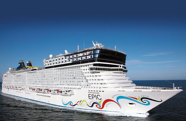 catalogo Norwegian Cruise Line