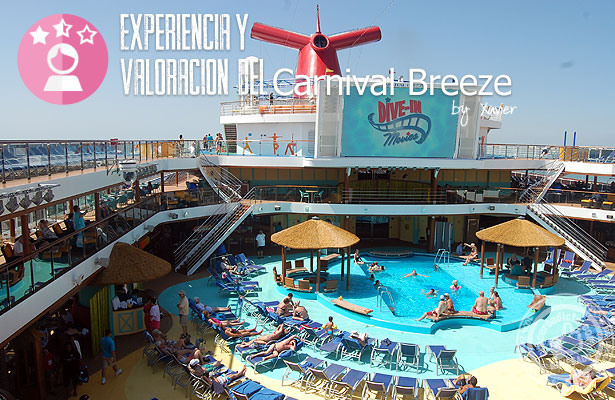 carnival breeze xavier