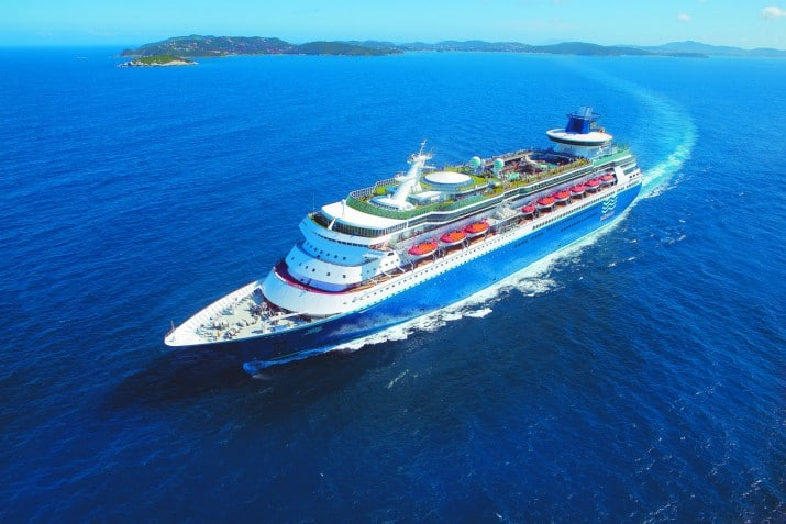 importantes descuentos Pullmantur Sovereign Pullmantur