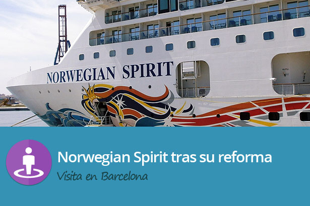 visita norwegian spirit