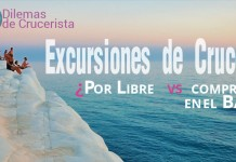 Excursiones de Cruceros Dilema