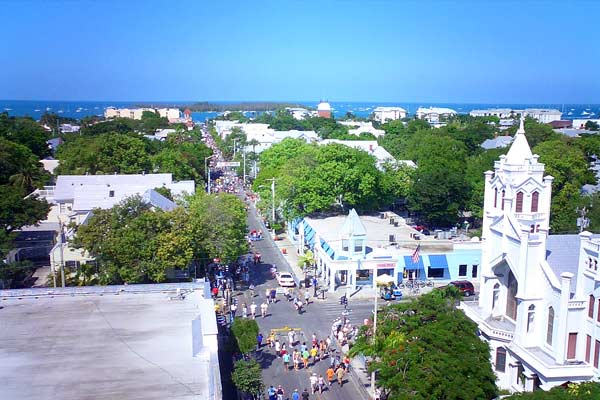 key west, 6 horas en Key West