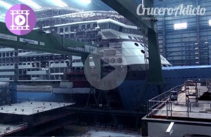 primera mirada al Quantum of the Seas