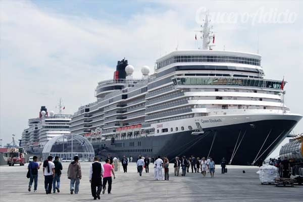 Visitando el Queen Mary 2