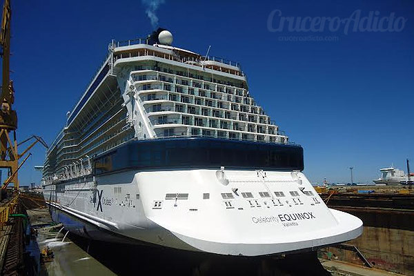 Celebrity Equinox Navantia