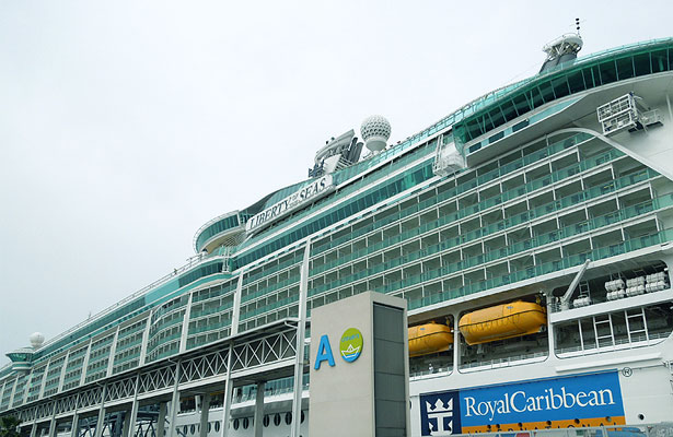 liberty of the seas barcelona