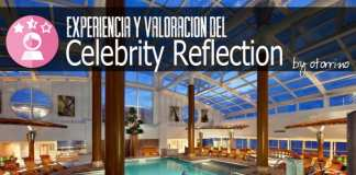 Valoracion Celebrity Reflection