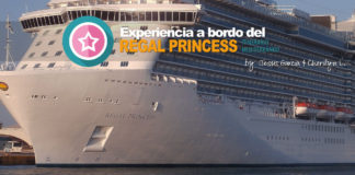 valoracion del Regal Princess