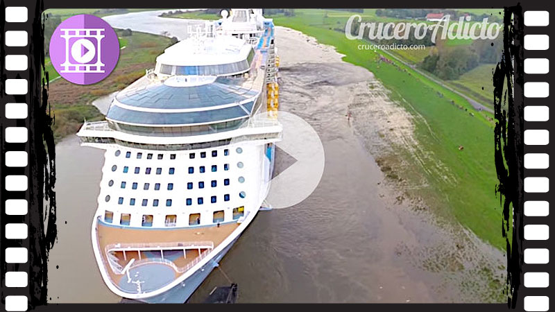 Video del Quantum of the Seas