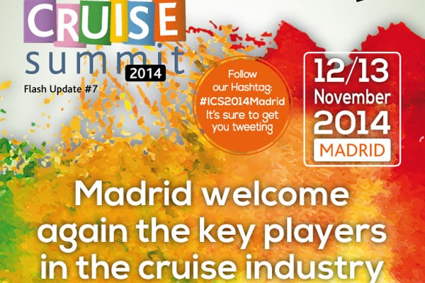 Una Cruceroadicta en el International Cruise Summit 2014