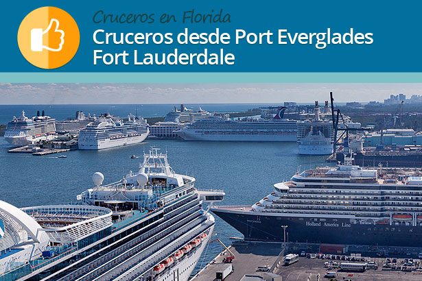 Cruceros desde Port Everglades