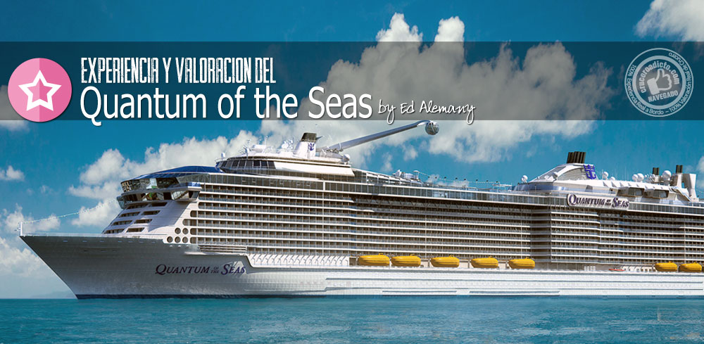Valoracion Quantum of the Seas