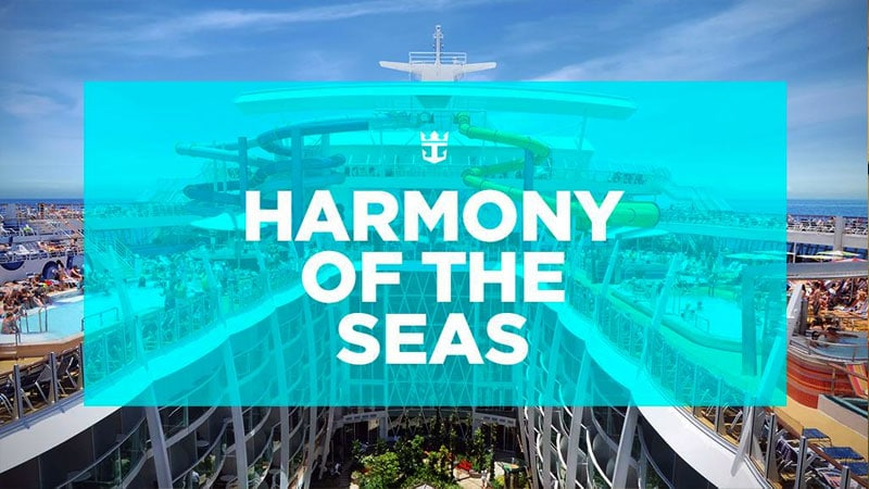 Harmony of the Seas en Barcelona Harmony of the Seas de Royal Caribbean será inaugurado en Abril 2016 - CruceroAdicto.com