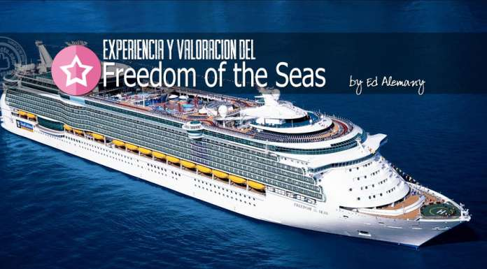 Valoracion Freedom of the Seas