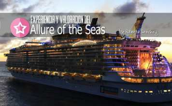 valoracion allure of the seas
