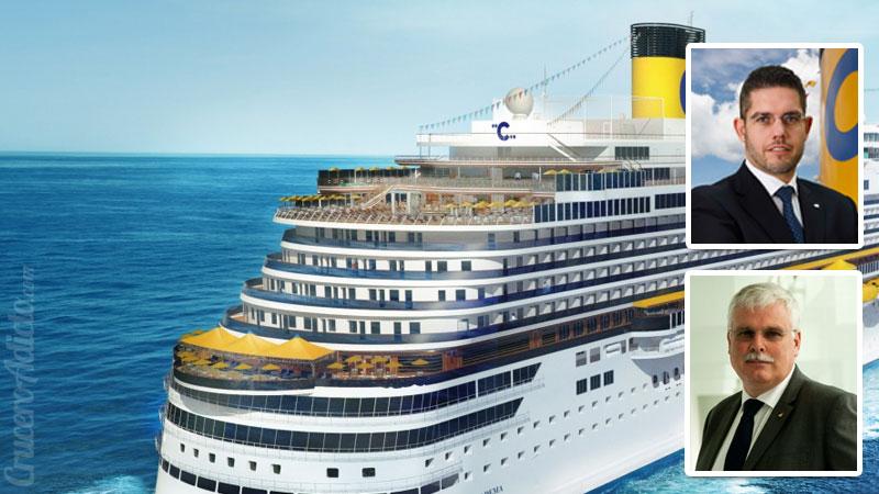 Costa Cruceros ordena dos nuevos barcos