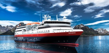 MS Norway Explorer.Hurtigruten incorpora un nuevo barco de expedición