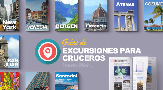 guias excursiones cruceros