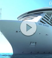 nuevo video del MSC Seaside