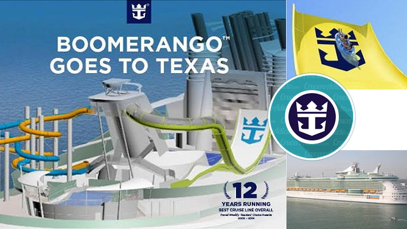 Boomerango en el Liberty-of-the-Seas