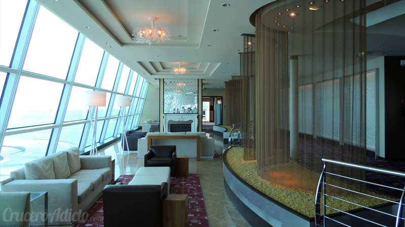Interior, Celebrity Eclipse en Malaga