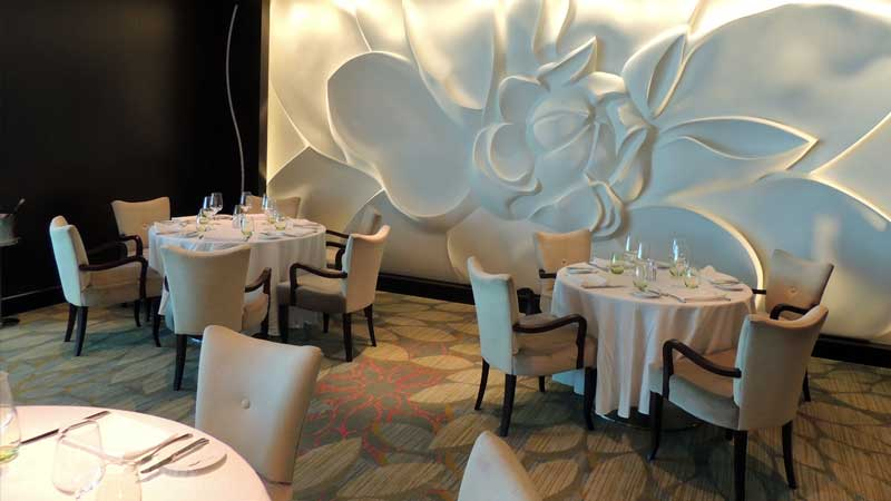 Restaurante, Celebrity Eclipse en Malaga