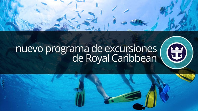 excursiones royal caribbean
