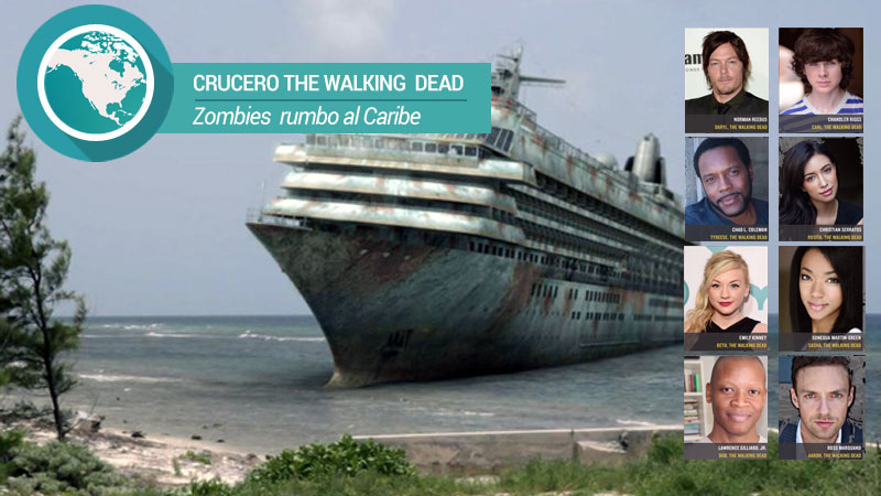 Crucero The Walking Dead