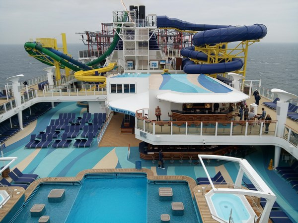 Valoracion Norwegian Escape