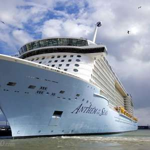 Anthem of the Seas llega a San Juan