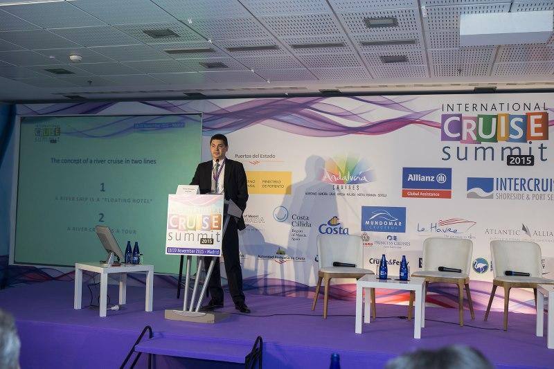 ICS2015 contó con la presencia de CroisiEurope - CruceroAdicto.com