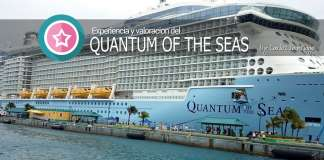 Valoración del Quantum of the Seas